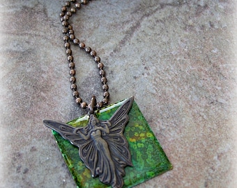 Forest Nymph Necklace