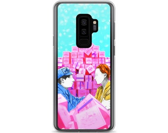 Samsung Case | The Grand Budapest Hotel Painting