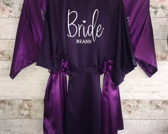 Wedding Robes/ kimonos