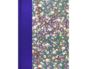 Address Book Large Violet Plum