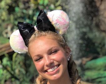 Reversible Sequin Disney Beaded Ears