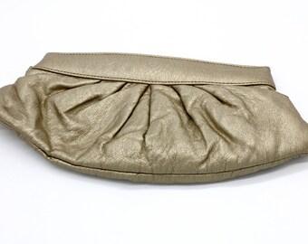 Golden Goddess Evening Bag