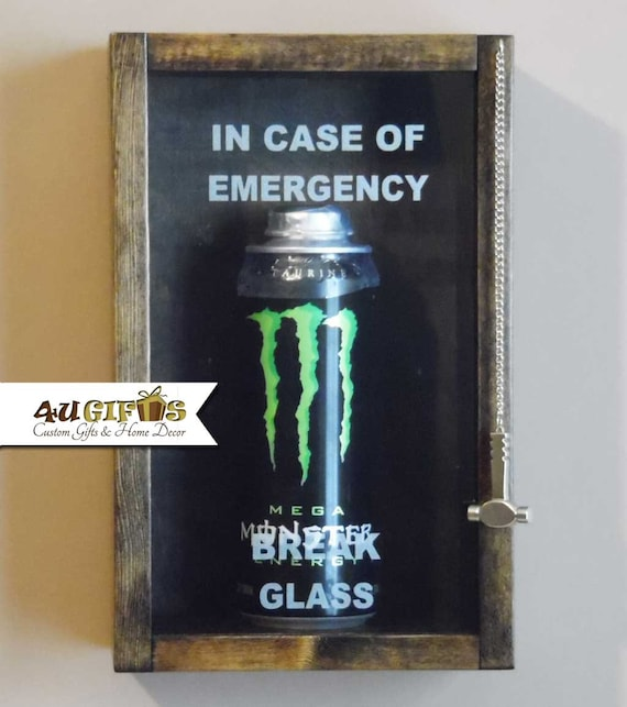 How To Make Your Own Monster Energy Drink