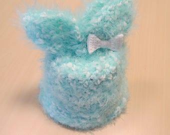 Soft hat-Crochet