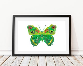 Butterfly watercolor Butterfly drawing Butterfly decor Butterfly print Butterfly art Butterfly printable Wall decor Watercolor Poster