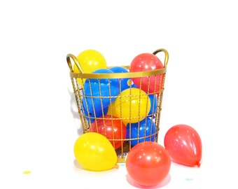 Big Rig Party Mini Balloons assortment
