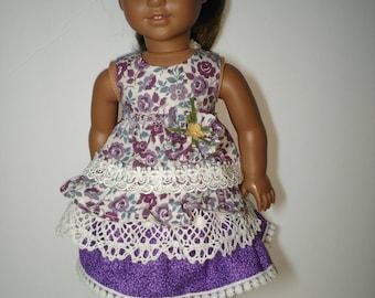 American Girl Mori Girl Dress