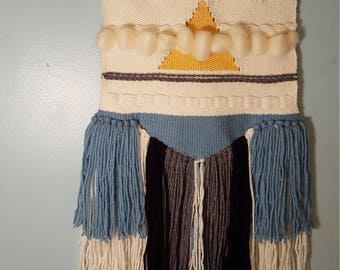 XL Woven wall hanging