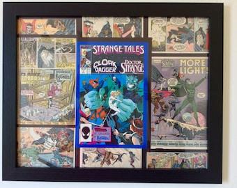 80s Comic Book Artwork - Modern Age - 1987