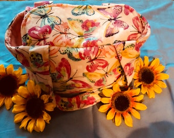 Butterfly Baby Doll Diaper Bag