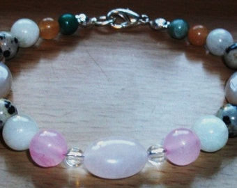 Protection during Pregnancy Crystal Healing Bracelet