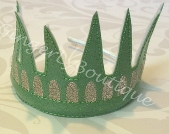 Statue of Liberty Headband Crown, Photo Prop, Patriotic