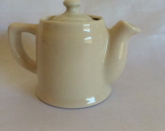 Vintage H. F. Coors Individual Teapot