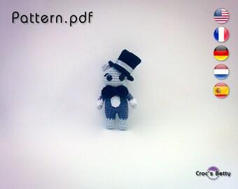 Pattern - Newbe the Tiny Man