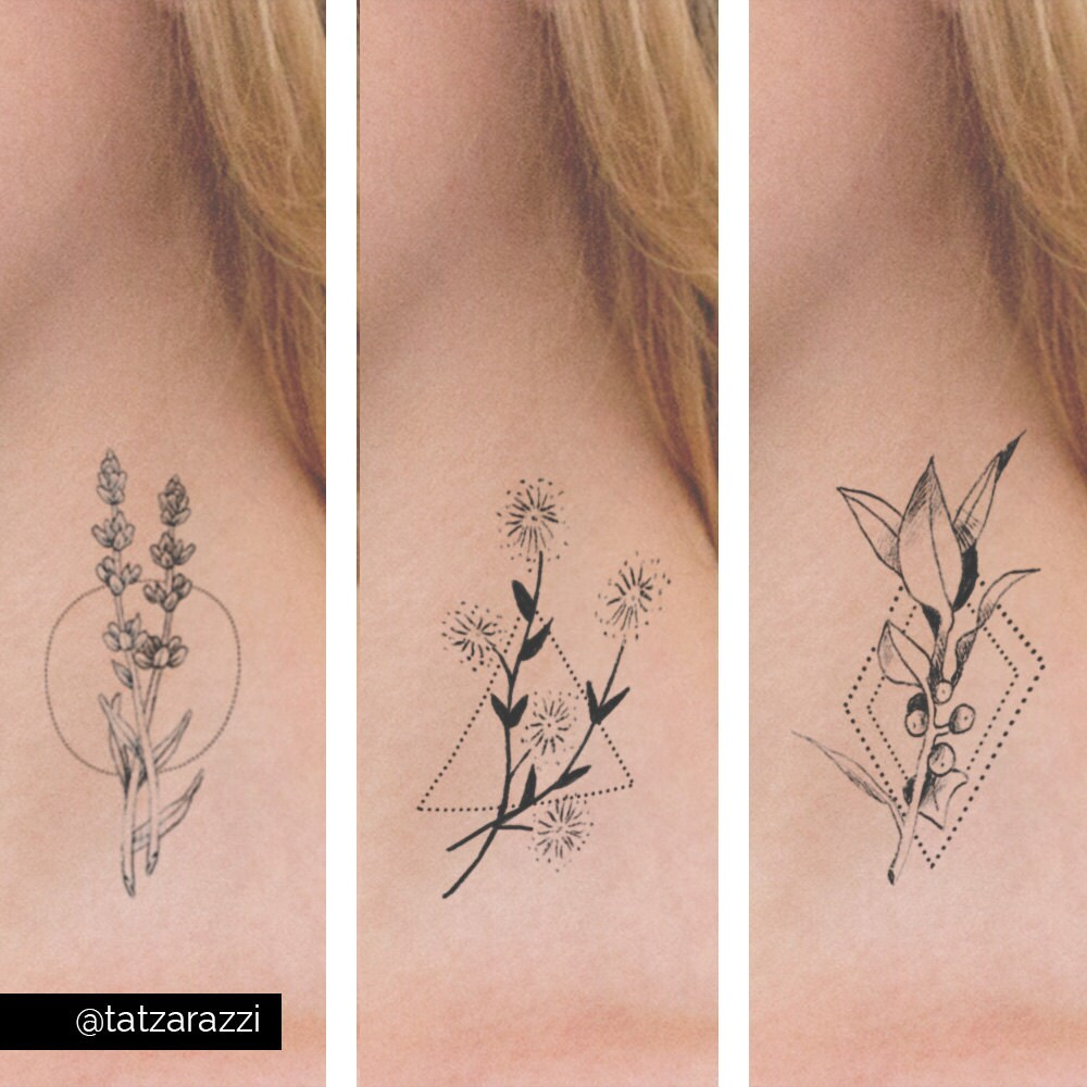 Flowers And Music Notes Tattoos - Images for Tatouage