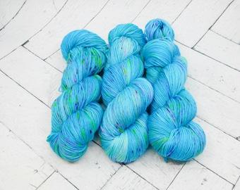 Sully- Hand-dyed Superwash Sock Yarn