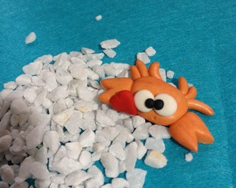 sweet little crab (No2) - A Little Polymer Clay Creation