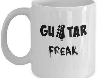 Guitar Player Gift Mug