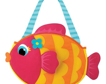 Fish - Perfect First Beach Bag