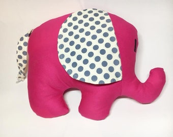 Kids Plush Elephant / Soft Toy