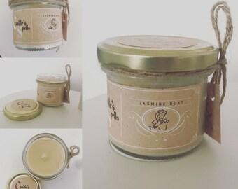 "Bougie Artisanale ""Jasmine Dust"" 125 ml"