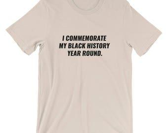 black history shirt • Kubitees, Black people apparel, shirts for black people, motivational shirts, black empowerment, black people tee