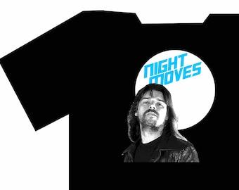 Nuit déplace T-Shirt Bob Seger