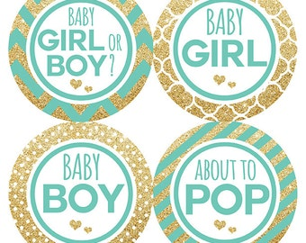 FREE GIFT Pregnancy Stickers, Weekly Pregnancy Stickers, Monthly Pregnancy Stickers, Belly Bump Stickers, Pregnancy Belly, Glitter Hearts