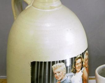 three girls jug moonshine whiskey handmade