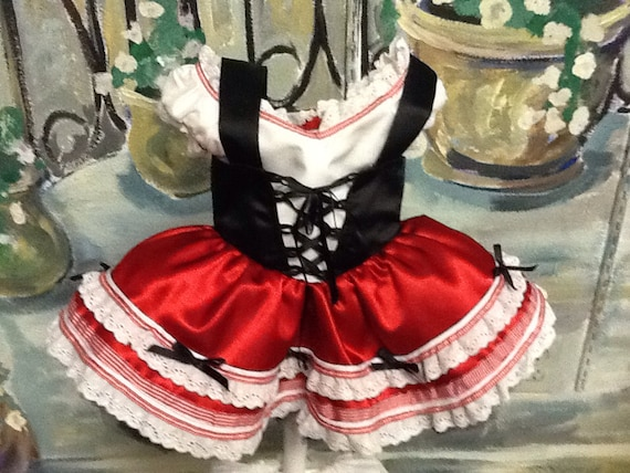 Little red riding hood costume for babies
