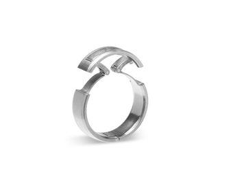 Hinged ring Etsy
