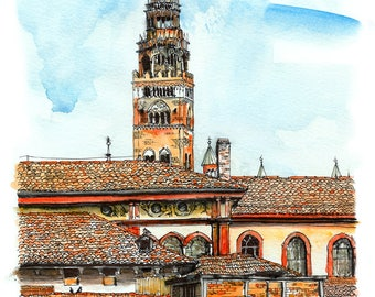 Torrazzo Cremona
