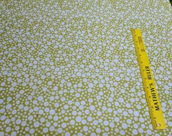 Michael Miller Play Dot Fabric, Cedar