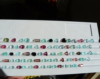 Paraiba (copper bearing) Tourmaline, Pick what you want!!!