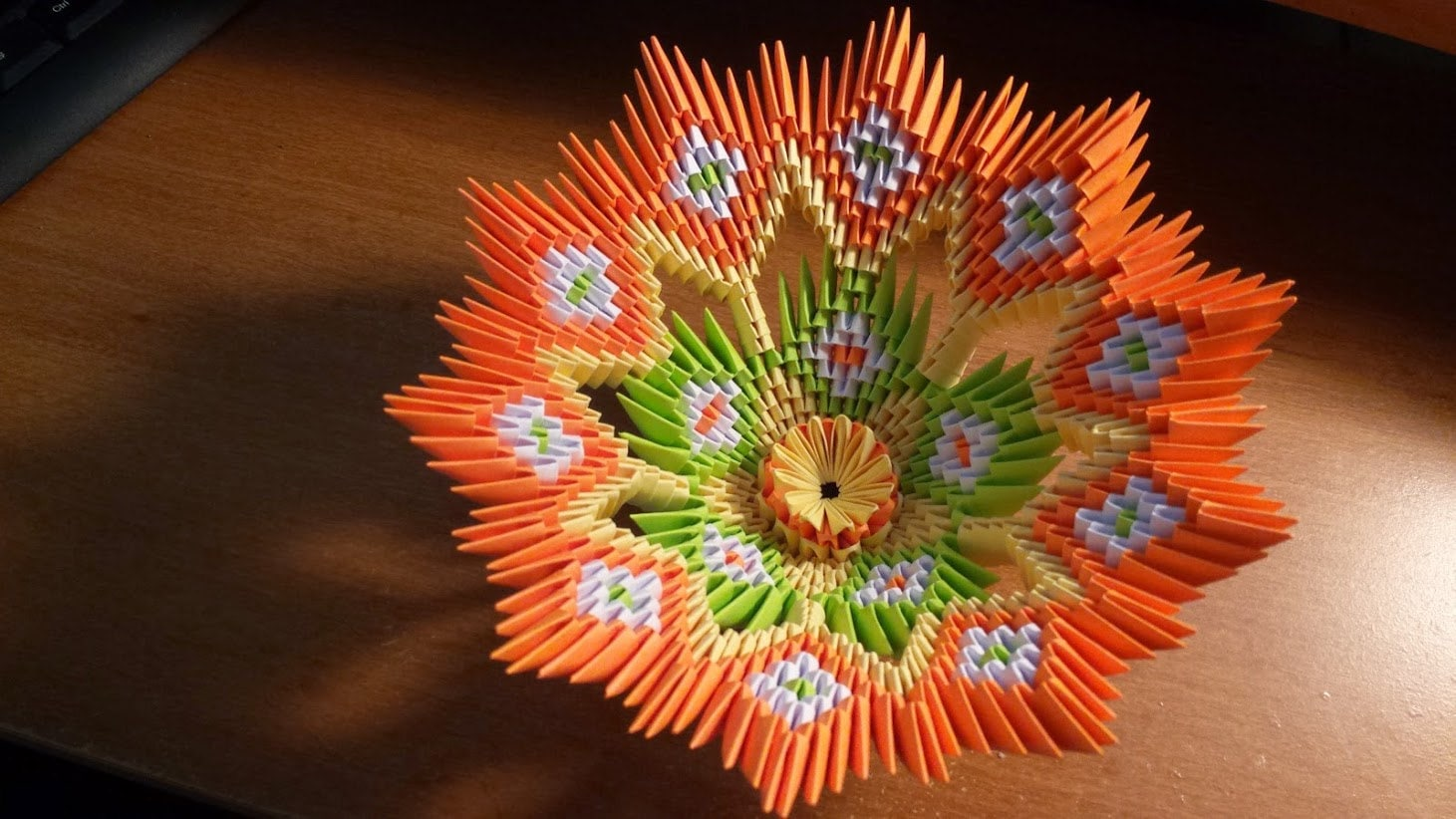 Origami bowl 4 colors zoom jeuxipadfo Images