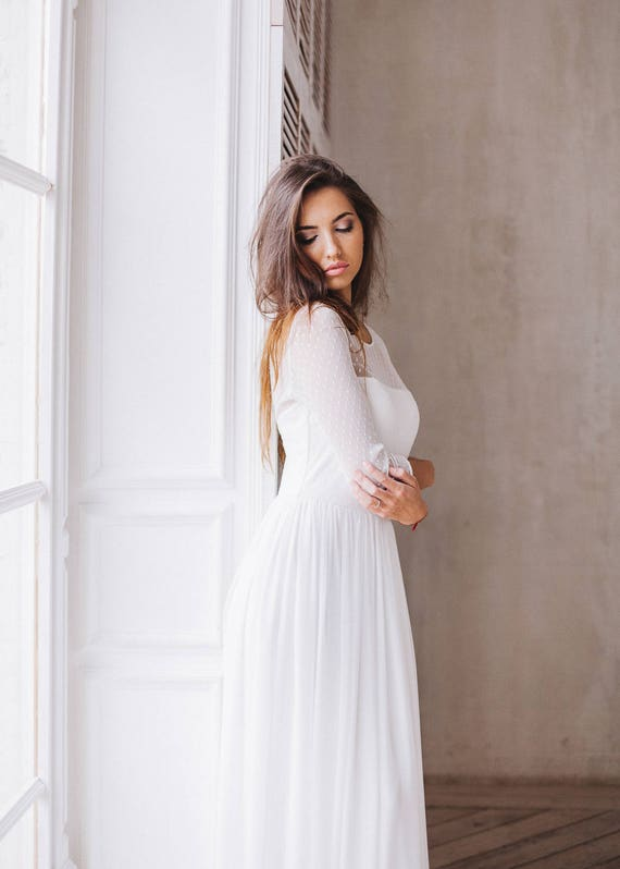 Sleeve Dress Dress Long Boho Wedding Romantic Wedding wedding vintage wedding dress dress wedding Wedding elegant gown dress nHvxqBU8