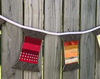 Spool Bunting Pattern