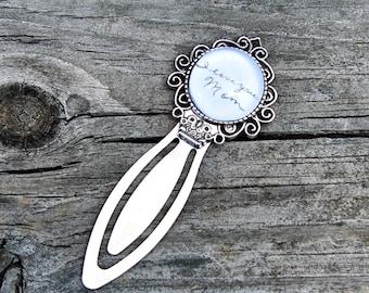 Custom Handwriting Memorial Keepsake - Custom Bookmark - In Memory Of - Personalized Gift - Personalized Keepsake - Memorial Gift