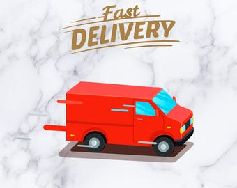 Fast delivery!