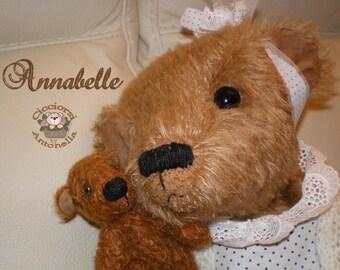 Teddy bear ANNABELLE