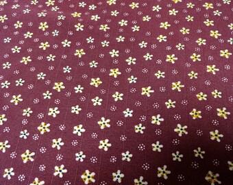 Vintage KIMONO Silk Fabric scrap