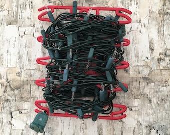 Christmas Lights Storage Rack