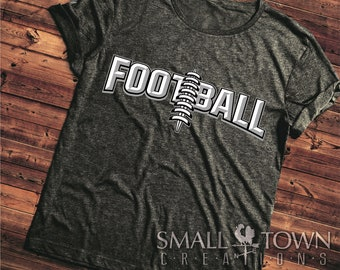 Football, Football ball, Football laces, SVG, Americana, Dxf, Eps, SVG, Psd Files - Screen Printing, Silhouette, Die Cut Machines, & More
