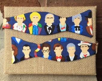 The Doctor Bow Tie