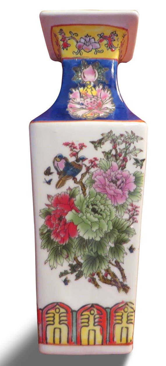 Chinese Porcelain Chinese Vase Chinese Antique Vase Porcelain