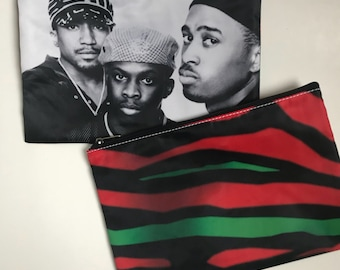 A Tribe Called Quest Cosmetic Bag (Large)