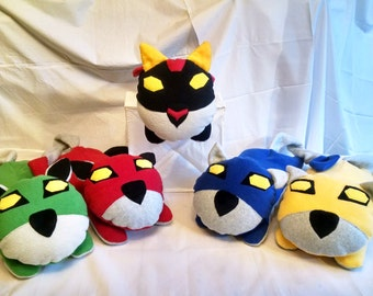 Voltron Lion - Pillow Size