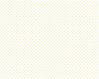 Swiss Dots - C660-50 Yellow