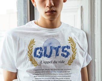 GUTS L'appel du vide Wiki T-shirt