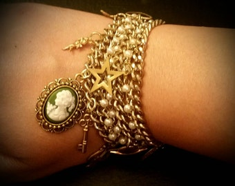 After Life Accessories Repurposed Vintage Collection Bracelet 2